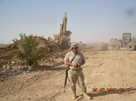 Wade in Iraq