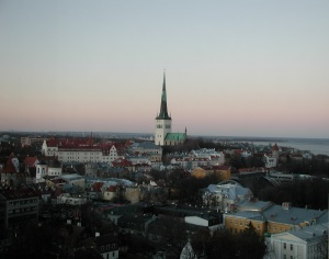 Estonia Capitol-Talinn