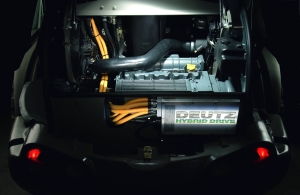 DEUTZ Hybrid Drive