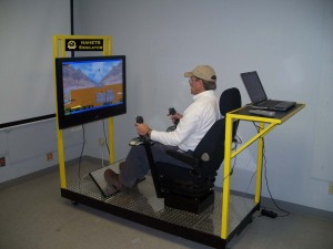 Simulator at NAHETS
