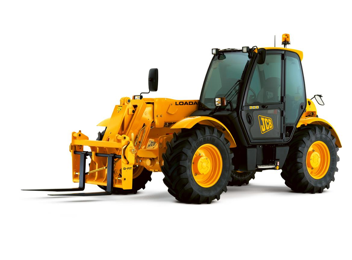 heavy equipment machine